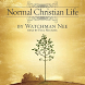 LA VIDA CRISTIANA NORMAL by Abraham, Isaac and Jacob
