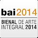 Bienal de Arte Integral 2014 by Grupo de Realidad Aumentada Aplicada