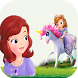 The spirit of princess Sofia's horse game by ahmed games kids free