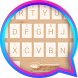 Woody Fragrance Theme&Emoji Keyboard by Fun Emoji Theme Creator