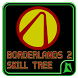 Skill Tree - Borderlands 2 by Gaming Apps For You