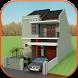 Desain Rumah Idaman Type 21 by ahmad hadid
