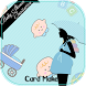 Baby Shower Invitation Card by pixel media apps