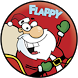 Flappy Santa Claus by Wired Koala Studios