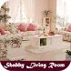Shabby Chic Living Room by DMSideas