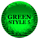 Green Icon Pack Style 5 by Ronald Dwk