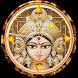 Durga Maa Clock Live Wallpaper by Vision Master