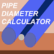Pipe Diameter Calculator Free by WeBBusterZ Engineering