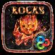 Rocks GO Launcher Theme by ZT.art