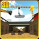 Bridge Builder Crane Underpass by Kick Time Studios