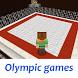 Mini Olympic Games MCPE map by Bhavya