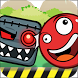 New Red Ball Adventure - Ball Bounce Game by Ezmobi