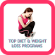 Top Diet and Weight Loss Programs