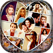 Photo Collage Shape Mixer by Video Mixer Video Editor