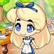 Wonderland Pretty Girl by TheFlash&FirstFox