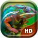 3D Chameleon Live Wallpaper by Quentin Country Design