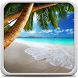 Tropical Beach Live Wallpaper by Creative Factory Wallpapers