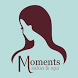 Moments Salon and Spa by webappclouds.com