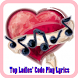 Top Ladies' Code Play Lyrics by All Lyrics Music Song Top Hits For free