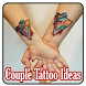 Couple Tattoo Ideas by Nephilim