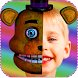 Happy Sticker For FNaF World by JustoYou