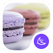 Macarons-APUS Launcher theme by PTeam