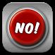 No ! Button