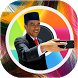 Photo Selfie With President Jokowi by DarAddict