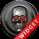 Poweramp Widget Titan Skull by maystarwerk gears