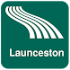 Launceston Map offline by iniCall.com
