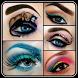 DIY Eyebrow Eye Makeup Idea by Ocean Grampus Apps