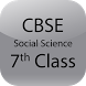 CBSE Social Science Class 7th by R M Apps
