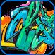 Graffiti Letters summer 2017 by input.devgu