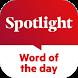 Wort des Tages: Englisch - Vokabeln lernen by Spotlight Verlag GmbH