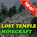 Simple: Lost Temple MCPE map by Sparkle studio