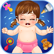 New Born Baby Care Dress up by Aflatoon Games
