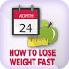 How To Lose Weight Fast by Blackcup