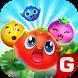 Fruits Adventure – Match 3 Garden Bubble Blast by GameChief