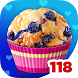 Muffin Maker: Food Chef Game by Kids Cooking Inc