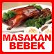 Resep Masakan Bebek by Matrama Group