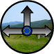 European Hiking Compass by Christian Berge