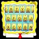 Yellow Sponge Theme&Emoji Keyboard