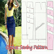 Clothes Sewing Pattern