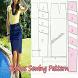 Clothes Sewing Pattern by vishalaji