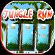 Monkey Man Jungle Run by iGamesDev Studio : Simulation Racing