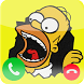 Call From Simpson Homer Prank by EveryApp