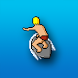 Surferman - A pixel surfing