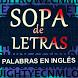 Sopa de letras en Inglés by Ocio
