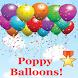 Poppy Balloons by MaGICX