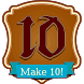 【数字パズル】Make10! by Takahashi Ken